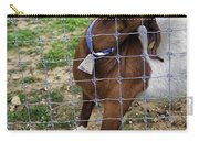 Please Exonerate Me 2 - Billy Goat Carry-all Pouch
