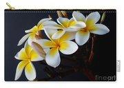 Plumeria Bouquet Carry-all Pouch