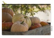 Plump And Purdy Pumpkins Carry-all Pouch
