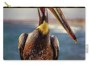 Plump Peter Pelican's Pier Photo Pose Carry-all Pouch