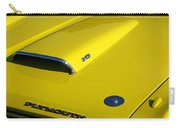 Plymouth Duster 340 Hood Scoop Carry-all Pouch