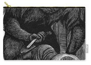 Poe: Rue Morgue, 1841 Carry-all Pouch