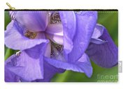 Poetry Of An Iris Carry-all Pouch