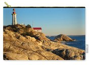 Point Atchison Lighthouse 2 Carry-all Pouch