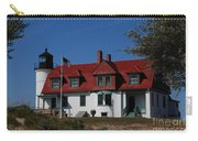 Point Betsie Light Station Carry-all Pouch