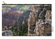 Point Imperial Cliffs Grand Canyon Carry-all Pouch
