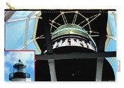 Point Loma Lighthouse Lens Carry-all Pouch