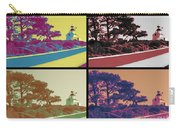 Point Loma Lighthouse Warhol Carry-all Pouch