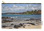 Poipu Shores Carry-all Pouch
