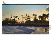 Poipu Sunset Carry-all Pouch