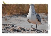 Poised Seagull Carry-all Pouch