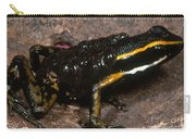 Poison Arrow Frog With Tadpoles Carry-all Pouch
