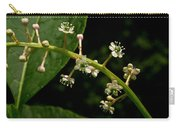 Poke Sallet Flowers Carry-all Pouch