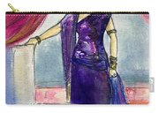 Pola Negri Carry-all Pouch