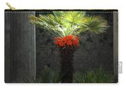 Pompeii Palm Tree Italy Carry-all Pouch