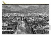 Pompeii: Ruins, C1880 Carry-all Pouch