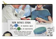 Ponds Face Powder, 1934 Carry-all Pouch