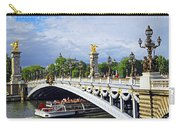 Pont Alexander IIi Carry-all Pouch by Elena Elisseeva