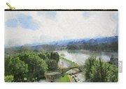 Pont De St Benezet - Avignon Carry-all Pouch