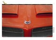 Pontiac Firebird Grille Carry-all Pouch