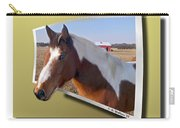 Pony Posing Carry-all Pouch