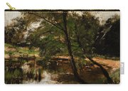 Pool At Polling Bavaria Carry-all Pouch