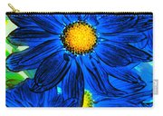 Pop Art Daisies 15 Carry-all Pouch