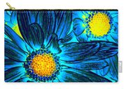 Pop Art Daisies 7 Carry-all Pouch