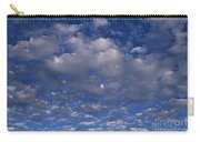 Popcorn Clouds Carry-all Pouch