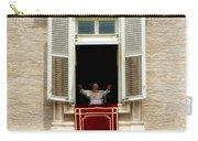 Pope Benedict Xvi A Carry-all Pouch