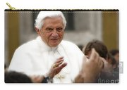 Pope Benedict Xvi Carry-all Pouch