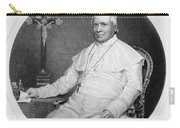Pope Pius Ix (1792-1878) Carry-all Pouch