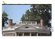 Poplar Forest From The Lawn Carry-all Pouch