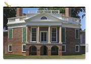 Poplar Forest From The South Lawn Carry-all Pouch