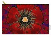 Poppies 2012 Carry-all Pouch