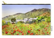 Poppies At Las Hortichuelas Carry-all Pouch