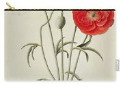 Poppies Corn Carry-all Pouch