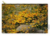 Poppies Everywhere Carry-all Pouch