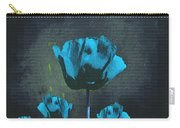 Poppies Fun 01 - Bb Carry-all Pouch