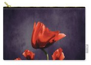 Poppies Fun 02b Carry-all Pouch