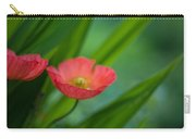 Poppies Vibrance Carry-all Pouch