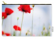 Poppy Flowers 06 Carry-all Pouch