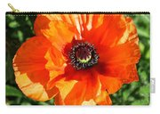 Poppy Blossom Carry-all Pouch