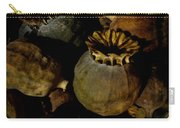 Poppy Pods 2 Carry-all Pouch