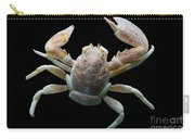 Porcelain Crab Carry-all Pouch