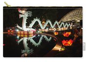 Porcelain Dragon Carry-all Pouch by Semmick Photo