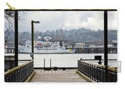 Port Of Newport Carry-all Pouch