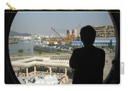 Porthole Silhouette Carry-all Pouch