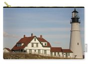 Portland Head Light Profile Carry-all Pouch