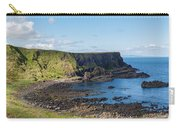 Portnaboe Bay At Giants Causeway Carry-all Pouch